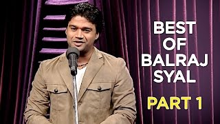 Best of balraj syal | part 1 | b4u comedy