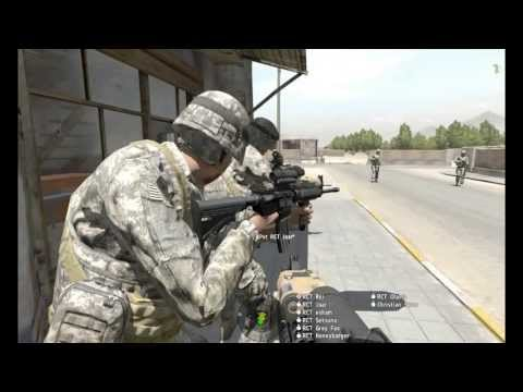 USSOCOM BCT Infantry Operations in Urban Terrain 1/4 (MOUT)