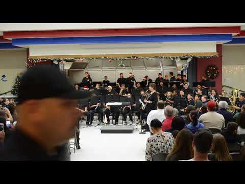 Menifee Valley Middle School Beginning Band - Nov. 29, 2017