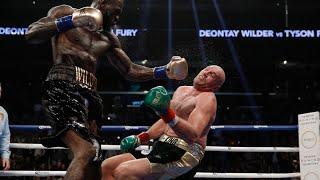 Tyson Fury having the time of his life @WilderFury