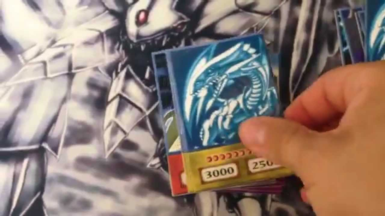 Yugioh Seto Kaiba V4 Anime Style Deck For Sale Youtube
