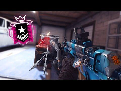 How a Champion Plays in Quarantine – Rainbow Six Siege
