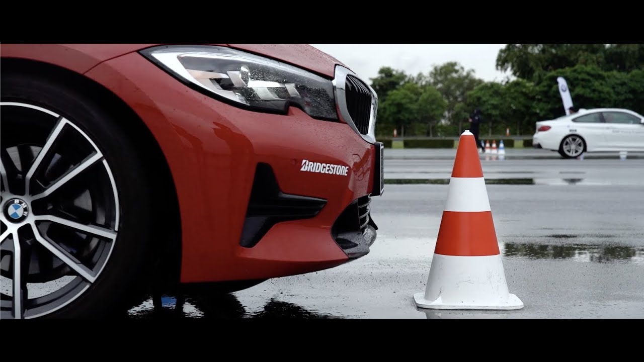 BMW Driving Experience : Basic Training Course.