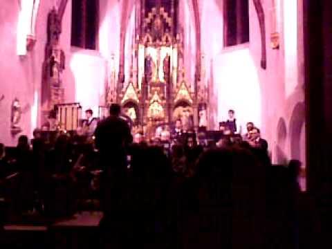 Burgkapelle Weihnachtskonzert 2009 Bohemian Rhapsody