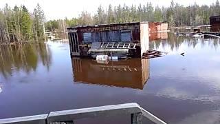 НаводнениеСтарый Надым