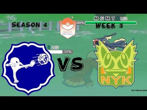 RBL S4W3 Helsinki High Jump Kicks vs New York Kecleons [Team Builder AND Battle]