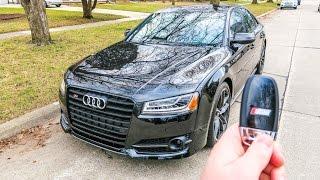 Audi S8 Plus 2016 Videos
