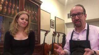 How to Buy a Violin (Philadelphia's David Michie Violins)