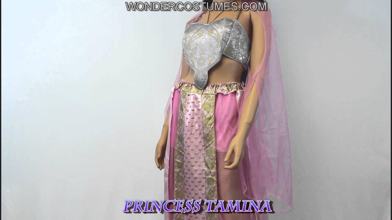 Womens Prince of Persia Deluxe Princess Tamina Costume