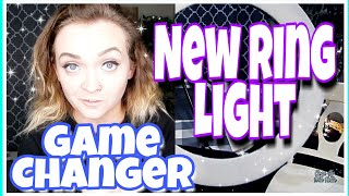 RING LIGHT UNBOXING AND DEMO/ FIRST IMPRESSIONS