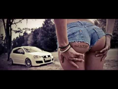 Tuning Girls – Top 100 Girls and VW Golf Bilder