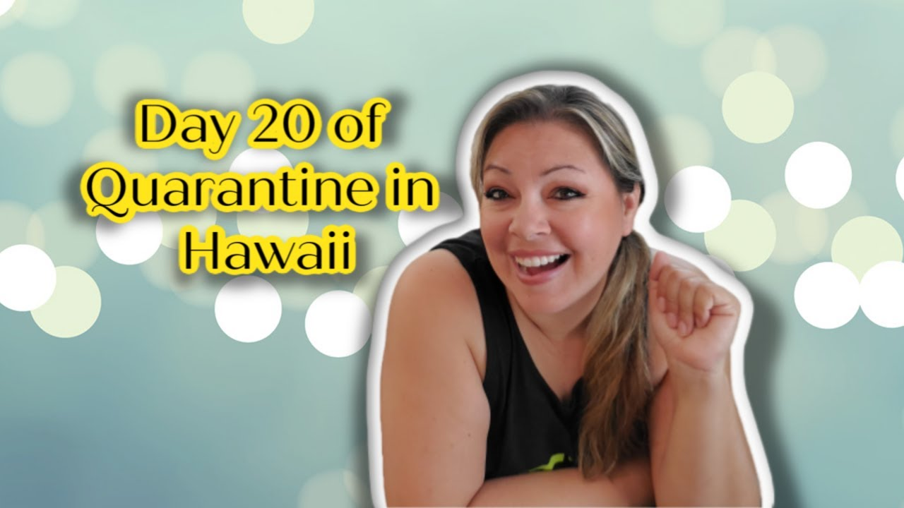 Day 20 of Quarantine in Oahu, Hawaii | Vlog