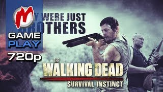 ▶ The Walking Dead: Survival Instinct - Начало игры / First Gameplay