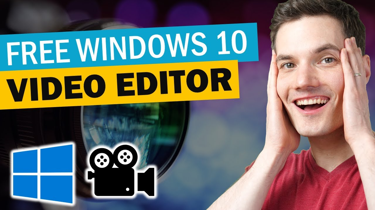 How to use Free Windows 10 Video Editor #Shorts