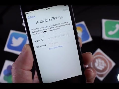 hack icloud activation lock iphone 6