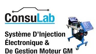 Systèmes d'injection électronique et de gestion moteur GM