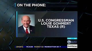 KLTV: Gohmert Responds to State of the Union Address