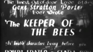 The Keeper of the Bees Trailer - Clara Bow - 1925