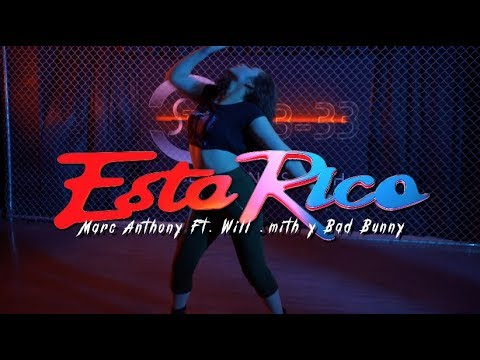 Jimmy Torres / COREOGRAFIA / / Marc Anthony, Will Smith, Bad Bunny - Está Rico