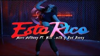 Jimmy Torres  Coreografia   Marc Anthony, Will Smith, Bad Bunny - Está Rico