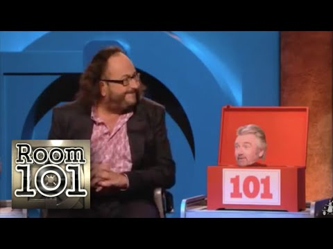 Dave Myers Doesn't Like Deal Or No Deal - Room 101