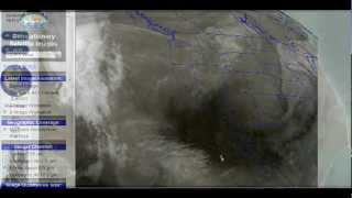 'HAARP' TTA Frequency CREATES BLACK HOLE Using Chemtrails to Generate WINTER STORM TRIDENT !!!