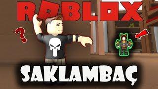 AZ KALSIN YAKALANIYORDUM !! | Hide And Seek ( Saklambaç ) - Roblox Türkçe