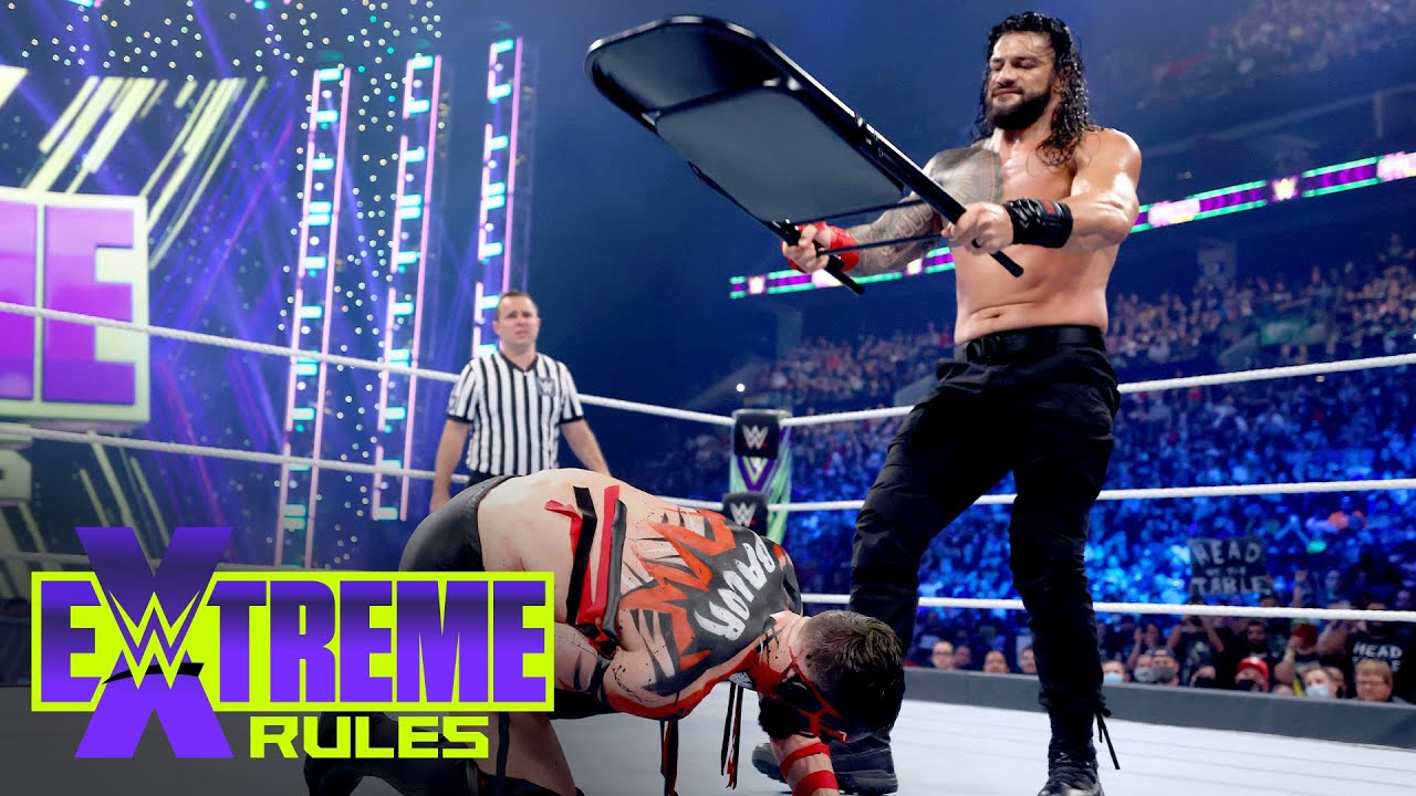 Download Full WWE Extreme Rules 2021 highlights (WWE Network Exclusive)
