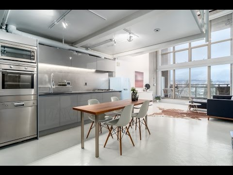 Vancouver Loft 402 - 1529 West 6th Avenue