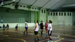 Unit Basket UKM Olahraga STIE YKPN Yogyakarta