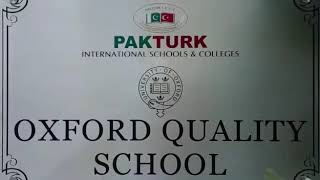 A tribute to the Martyrs of 6th September Defence Day by PakTurk Schools & Colleges(1)