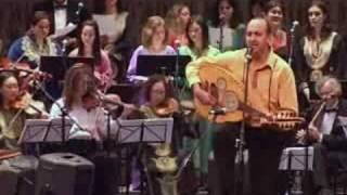 Naser Musa - Raheeb,  American ensemble plays Khaliji music. ناصر موسى , رهيب