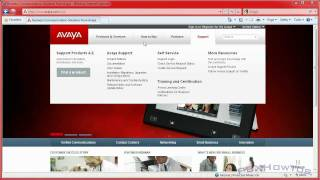 Getting through the basics of Avaya Documentation - HD