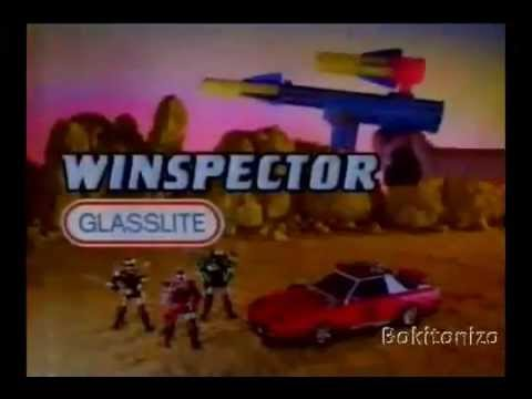 Glasslite - Comercial Bonecos Winspector