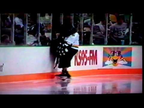 Maroon Loon UMD Hockey Mascot Where Did He Go? Jay Jackson Duluth MN