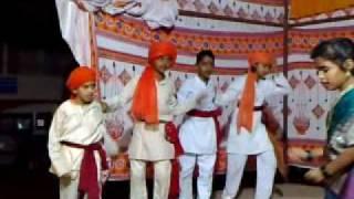 dhipadi dhipang dhichibaadi dipang, Prathamesh Amrute, Ganesh Festival Ganpti Utsav