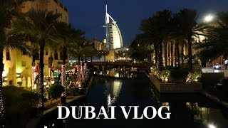 TRIP TO DUBAI - TRAVEL AND FOOD VLOG | 2018