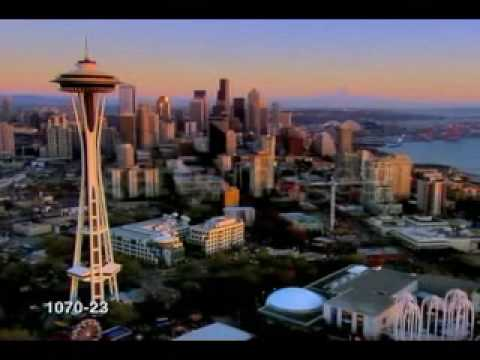 Hello Seattle by Owl City  Music Video