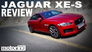 Jaguar XE-S video review - 340bhp V6 - how 'good to be bad' is it?