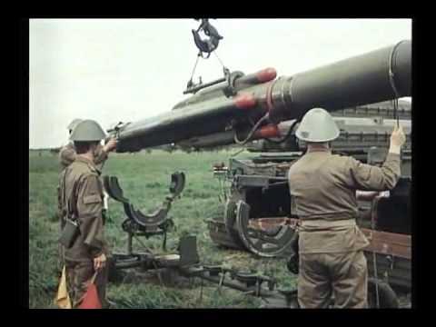 Войска ПВО ГДР.