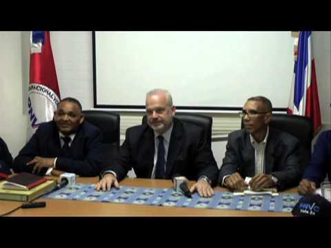 Dos nuevos partidos apoyan candidatura de Danilo Medina. #HazInformativo