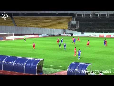 FC Dinamo Tbilisi 0:0 FC Merani Martvili [HIGHLIGHTS]