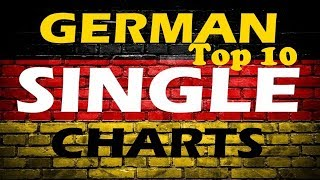 German/deutsche single charts | top 10 | 13.10.2017 | chartexpress