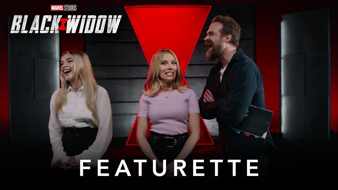 Dad Jokes Featurette | Marvel Studios' Black Widow