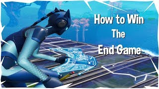 How to Survive the End Game - No Skin to Pro Scrim: Episode #18 (Fortnite Battle Royale)