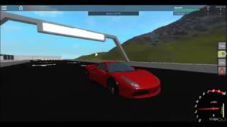 Roblox: dirigindo o 488