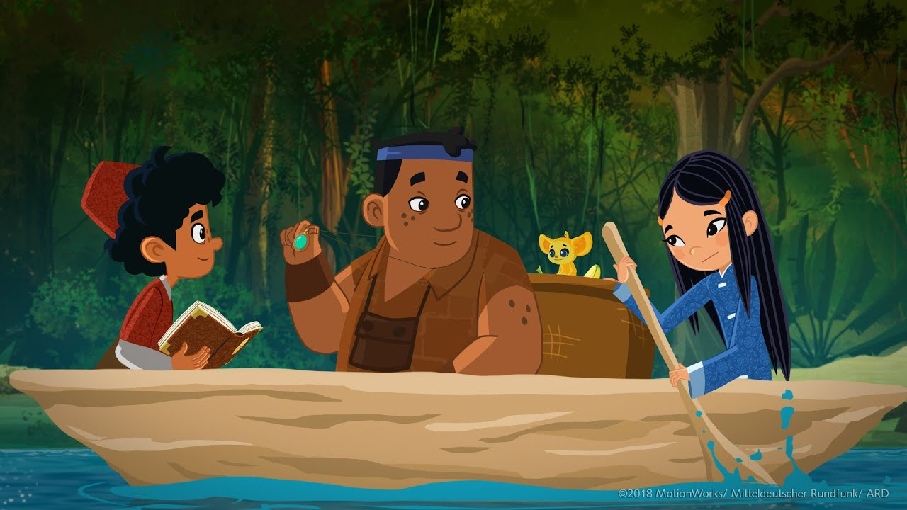 f4bd0ae254 Die Abenteuer des jungen Marco Polo - Reise nach Madagaskar - Making ...