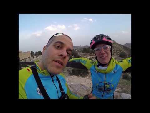 Ciclismo montaña Ingeniero Scalextric Martillo Sierra Navela