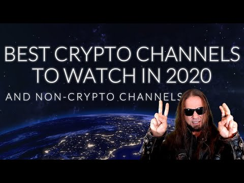 THE TOP CRYPTO CHANNELS FOR 2020 6