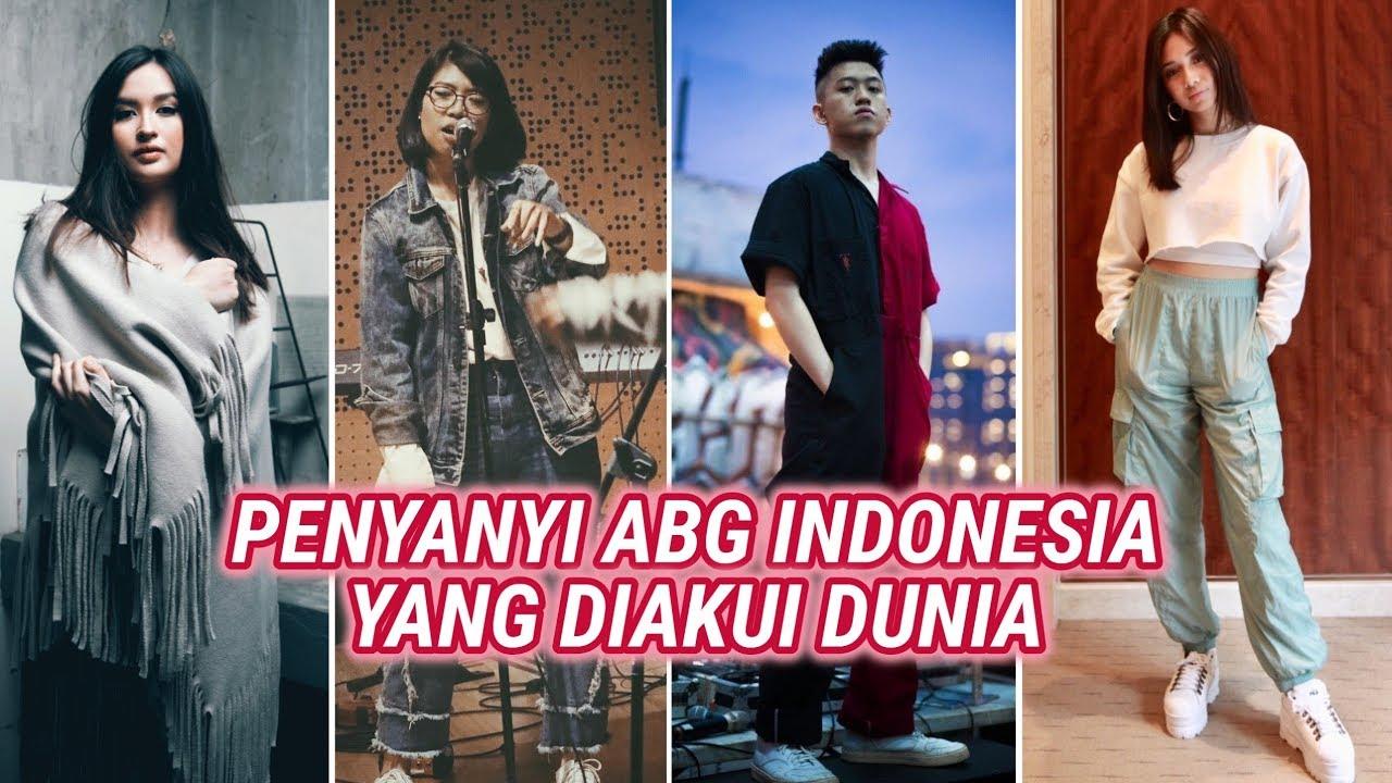5 Penyanyi Remaja Indonesia Yang Go Internasional Youtube